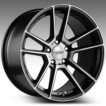 Deep Concave Wheels - 12-3,KR1037