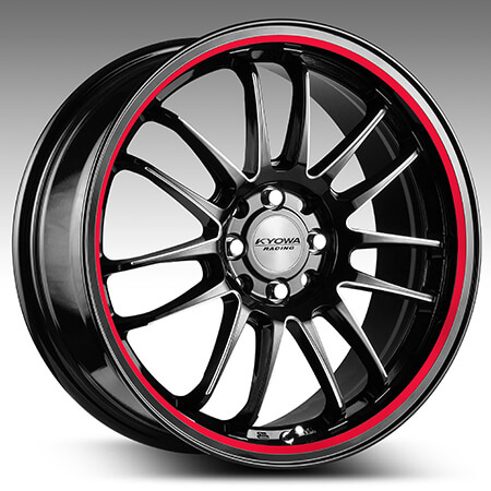 Lightweight Racing Wheels - 7-5,KR648