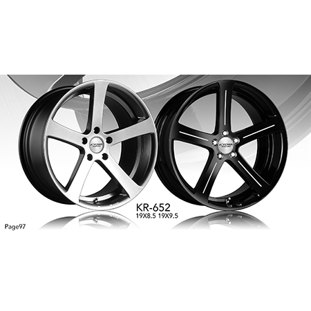 Aftermarket Wheels - 9-2,KR652