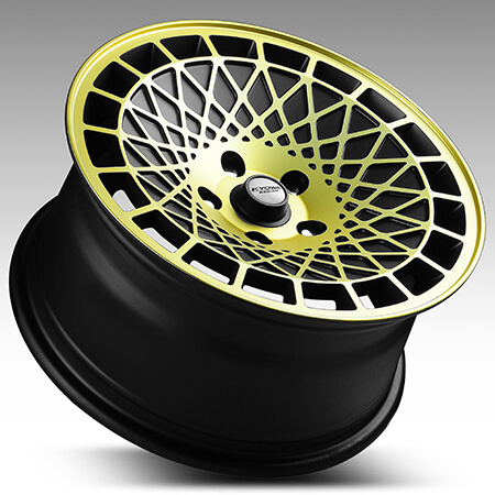 Aftermarket Car Wheels - 9-4,KR1123
