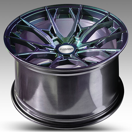 Flow Forged Wheels - 4-2,KF06 (A)
