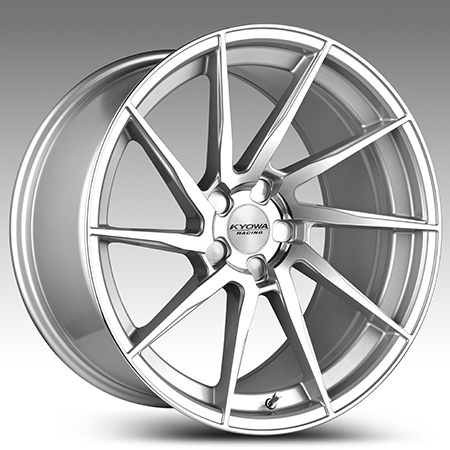 Racing Alloy Wheels - 10-3,KR1263