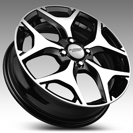 Kei Alloy Wheels - 5-2,KR1232