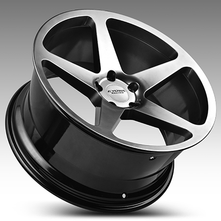Custom SUV Wheels - 3-1,KR1249 (A)